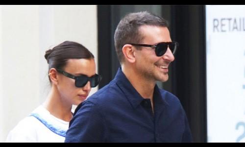 Irina Shayk đi chơi với Bradley Cooper giữa tin hẹn hò Kanye West