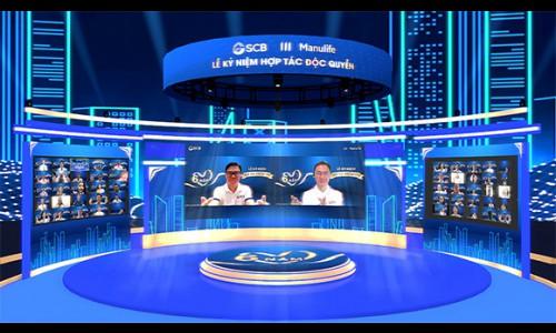 Manulife Việt Nam kỷ niệm 6 năm hợp tác độc quyền với Ngân hàng TMCP Sài Gòn (SCB)