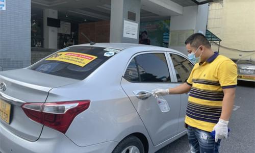 Taxi công nghệ tại Hà Nội bắt đầu hoạt động trở lại