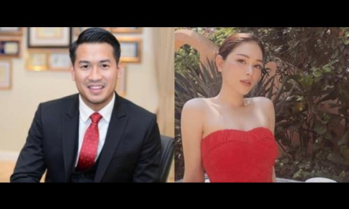 Thiếu gia Phillip Nguyễn công khai tỏ tình với bạn gái hot girl?
