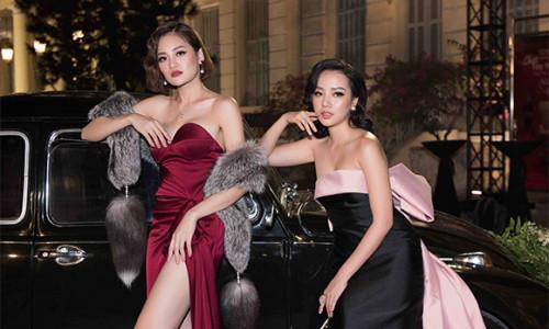 'Cuộc chiến váy áo' của các mỹ nhân trên thảm đỏ Beauty of Yesterday