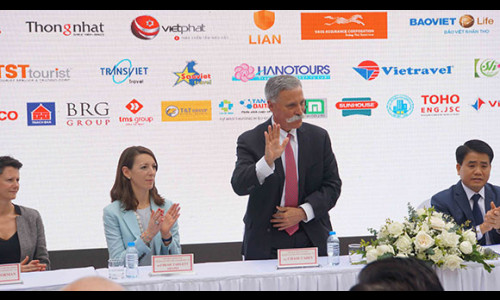 Năm 2020, mọi người dân có thể xem đua xe Công thức 1 tại Hà Nội