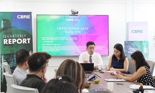 CBRE Việt Nam công bố tiêu điểm quý 2-2019 thị trường Bất động sản TP.HCM