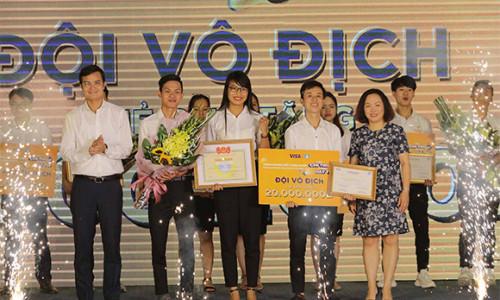 Chương trình Kỹ năng quản lý tài chính 2019 tổ chức bởi Visa và TW Hội Sinh viên Việt Nam chạm đích với hơn 4.000 sinh viên tham dự