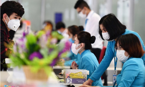 Reuters: 'Vietnam Airlines thiệt hại 250 tỷ mỗi tuần vì virus corona'