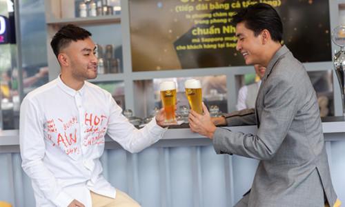 Sapporo khai trương Sapporo Premium Bar đầu tiên tại Landmark 81