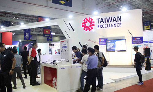 Taiwan Excellence trình làng hàng loạt sản phẩm công nghệ đột phá tại Triển lãm ICT COMM 2019