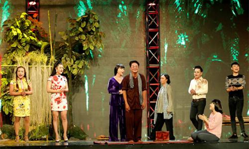 Dòng Thời Gian và Sài Gòn Tân Thời vào vòng chung kết xếp hạng Lô Tô Show - Gánh Hát Ngàn Hoa