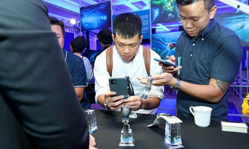 Thương hiệu đồng hồ siêu sang của Thụy Sỹ Blancpain ra mắt bộ sưu tập Fifty Fathoms tại Việt Nam