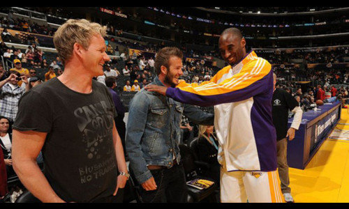 Beckham viết cho Kobe Bryant: 'Chúng ta đã mất một người tuyệt vời'