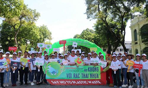 Tập đoàn Central Group Việt Nam chính thức trở thành Thành viên Liên minh Chống rác thải nhựa