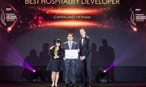 CapitaLand giành nhiều giải thưởng tại giải thưởng Bất động sản Việt Nam 2019