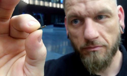 Cấy chip vào người sống - trào lưu đang nổi lên toàn cầu