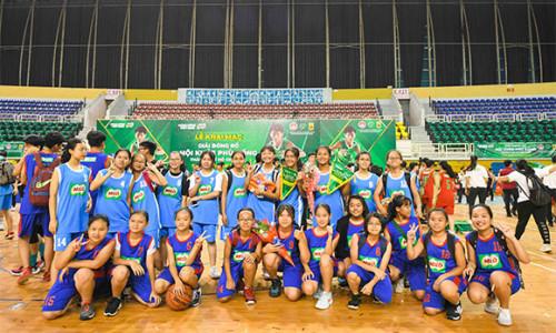 Chung kết Giải bóng rổ Hội Khỏe Phù Đổng TPHCM – Cúp Nestlé Milo năm học 2019-2020: Cuộc tranh tài của 91 đội bóng tiêu biểu