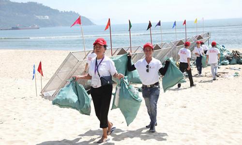 """Prudential và WWF-Việt Nam chung tay """"Giải Cứu Đại Dương"""" tiếp tục xây dựng một cộng đồng không rác thải nhựa"""