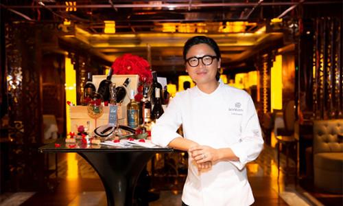 """Thăng hoa cảm xúc với đêm tiệc No Menu cùng """"phù thủy ẩm thực"""" Luke Nguyễn tại Sài Gòn"""