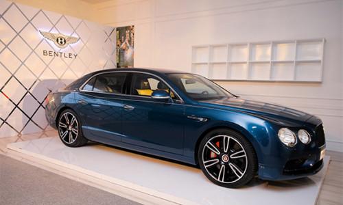 Lần đầu tiên Bentley ra mắt dòng sedan siêu sang tại TPHCM