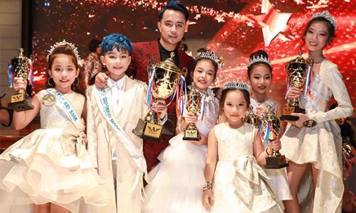 Asia Next Top Kid Model 2019 quy tụ hàng loạt tài năng nhí xuất sắc tại Châu Á