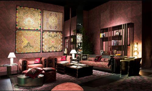 Hai thương hiệu nội thất lừng danh nước Ý Etro Home và Roberto Cavalli Home Interiors chính thức có mặt tại Việt Nam