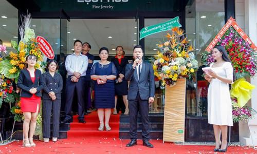 Khánh thành tòa nhà Trung tâm Kim hoàn Lộc Phúc