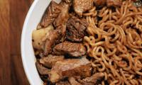 Món mì bò nổi tiếng trong Parasite gây sốt