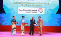 20 năm liên tiếp Benthanh Tourist đạt giải thưởng Du lịch Việt Nam