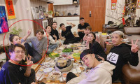 Soobin Hoàng Sơn xuất hiện bên bạn gái tin đồn trong tiệc tất niên