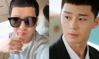 Trường Giang để tóc giống sao Hàn Quốc