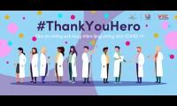 TikTok phát động Chiến dịch #ThankYouHero nhằm đẩy lùi dịch COVID-19