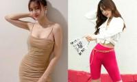 Ninh Dương Lan Ngọc khoe vòng eo 54 cm nhờ tập giống siêu sao võ thuật