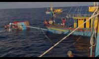 Đề nghị Indonesia xử lý nghiêm việc làm chìm tàu cá Việt Nam