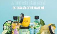 Trải nghiệm BST chăm sóc cơ thể mùa hè mới của The Body Shop