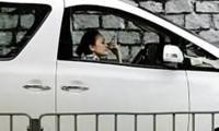 Mẹ Trương Bá Chi lái taxi mưu sinh