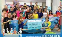Lock&Lock tổ chức lớp học nấu ăn cho hơn 20 trẻ em có hoàn cảnh đặc biệt