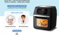 Demo Cooking Class: Vào bếp cùng Lock&Lock – Bếp sức khỏe