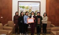 """The Body Shop Việt Nam gây quỹ được hơn 30 triệu đồng hỗ trợ chương trình """"Hành động vì bình đẳng giới"""""""