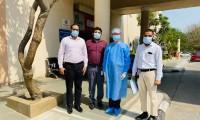Thu xếp chuyến bay đưa công dân Việt Nam tại Ấn Độ về nước
