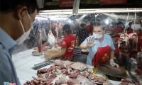 Vissan thông báo tiếp tục cung cấp thịt heo cho TP.HCM