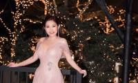 Diễn viên Kim Thanh Thảo khoe nhan sắc rạng rỡ tại sự kiện tri ân Tuần lễ Văn hóa Việt Nhật