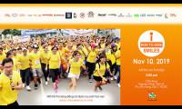 Khởi động cuộc chạy bộ gây quỹ từ thiện TURKEY DASH - NỤ CƯỜI VIỆT 2019