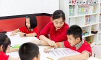 Bí quyết giúp trẻ vượt qua nỗi sợ toán của Hệ thống trung tâm Toán Tư Duy Mathnasium