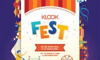 Trải nghiệm chuỗi lễ hội du lịch tại Đông Nam Á - Klook Fest 2019 lần đầu tiên diễn ra ở Việt Nam