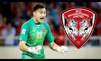 CLB Thái Lan chưa mua Đặng Văn Lâm