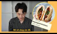 Vlogger Hàn cúi đầu xin lỗi vụ nhóm du khách, nhà đài chê khu cách ly, xem thường bánh mì