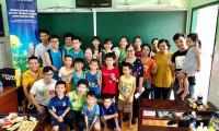 Herbalife Việt Nam tổ chức nhiều hoạt động vui Tết Trung thu cho trẻ em có hoàn cảnh khó khăn