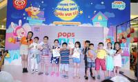 """Hàng ngàn bé yêu """"cười vui tít"""" tại ngày hội trăng rằm cùng POPS Kids"""
