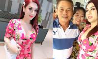 Lâm Khánh Chi được bố chồng bênh vực khi bị chê 'khoe hàng'