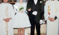 Ảnh cưới hiếm hoi của Kim Tae Hee và Bi Rain được công bố