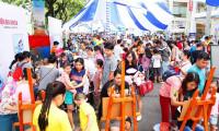 Hơn 35 trò chơi miễn phí cho trẻ tại Ngày hội Phú Mỹ Hưng