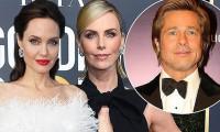 Charlize Theron phủ nhận yêu Brad Pitt, thù hằn Angelina Jolie